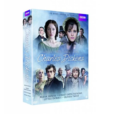 Charles Dickens Verzamelbox