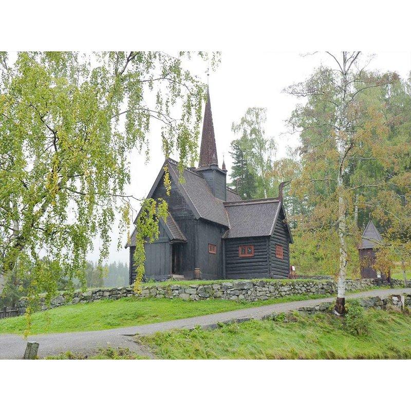 10 dagen hoogtepunten van Noorwegen
