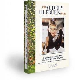 Bij Audrey Hepburn thuis - kookboek
