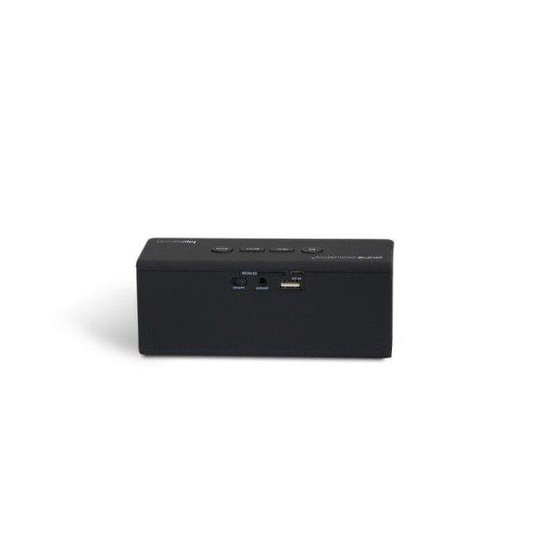 Pure Acoustics Hipbox Mini Speaker - Zwart