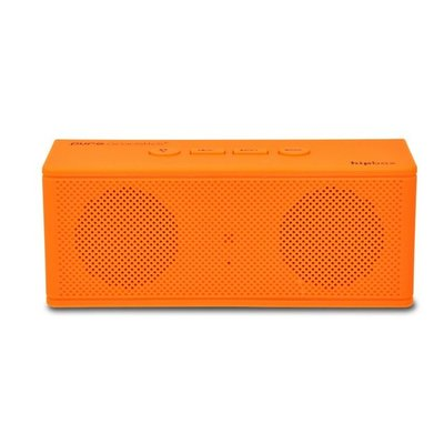 Pure Acoustics Hipbox Mini Speaker - Oranje