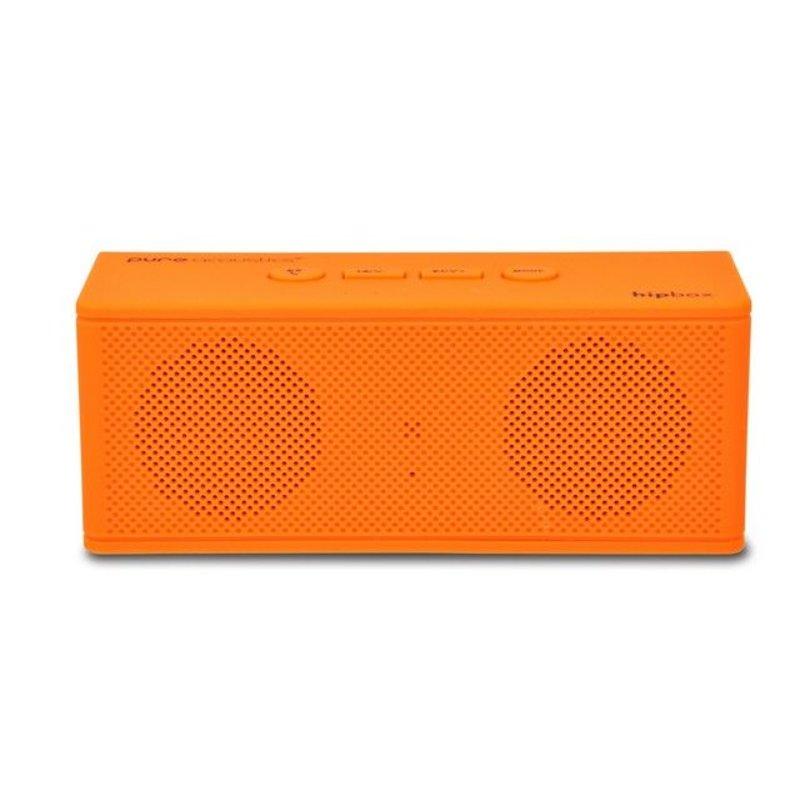 Pure Acoustics Hipbox Mini Speaker - Oranje