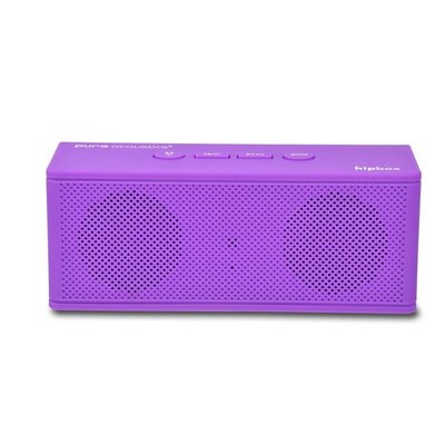 Pure Acoustics Hipbox Mini Speaker - Paars