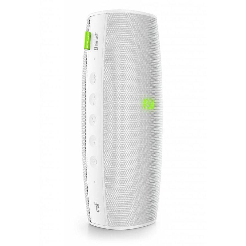 Muse M-710BTW bluetooth speaker - wit