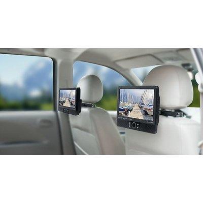 Muse Portable DVD speler met twee schermen