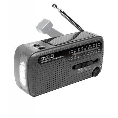 Muse Radio/wereldontvanger MH-07DS