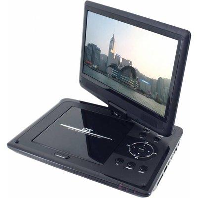 """Soundmaster Portable DVD speler 10"""" TFT-LCD scherm + ingebouwde DVB-T TV-tuner PDB2590"""