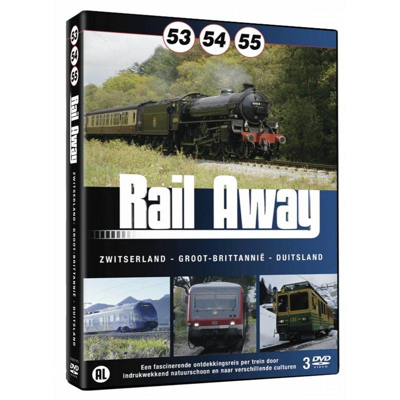 Rail Away 53,54,55 dvdbox