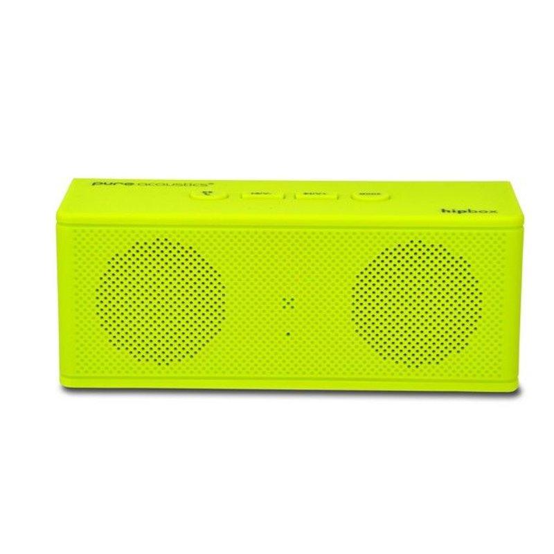 Pure Acoustics Hipbox Mini Speaker - Groen