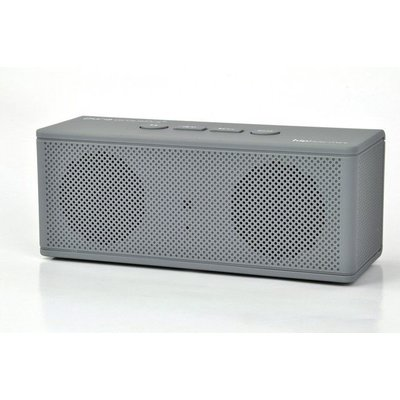 Pure Acoustics Hipbox Mini Speaker - Grijs