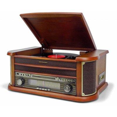 Soundmaster NR540 nostalgisch muziek center