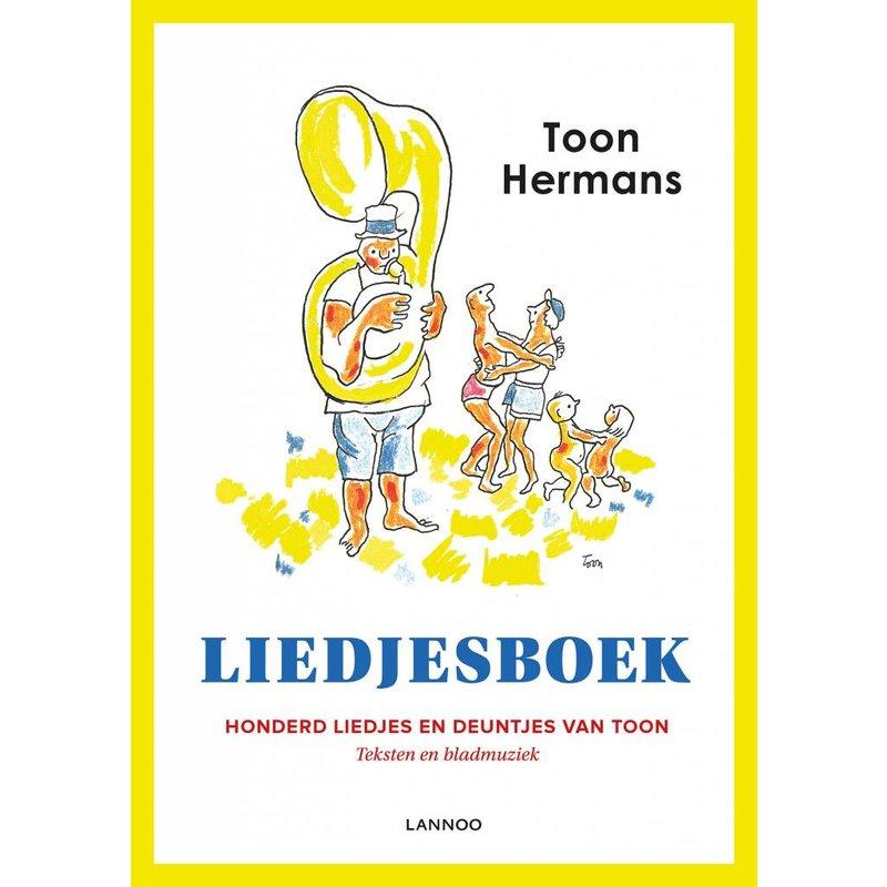 Liedjesboek - Toon Hermans