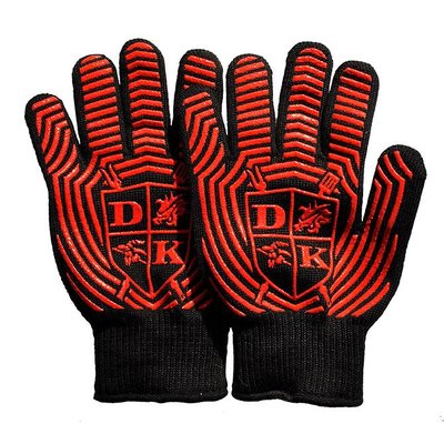 Dragon Knight BBQ handschoenen