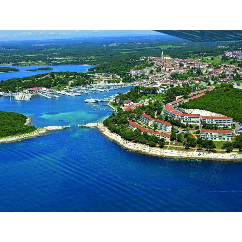 10 dagen Pittoresk Vrsar Istrië