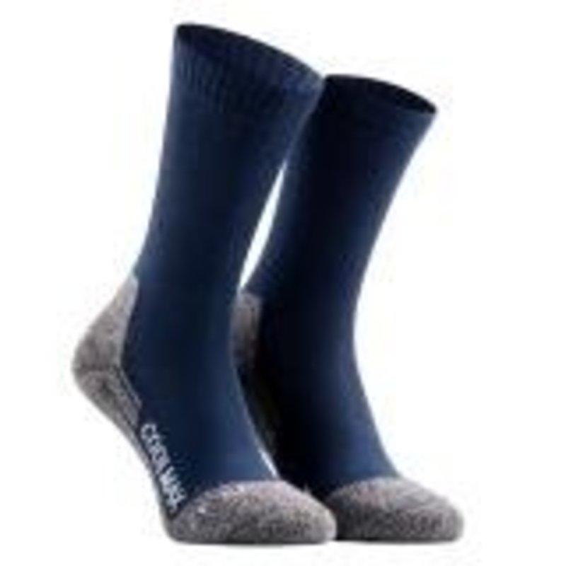 Coolmax sokken (2-pack) blauw