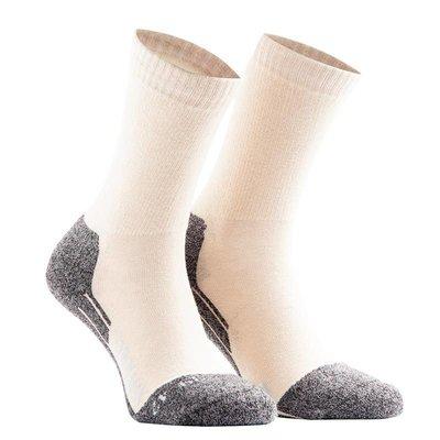 Coolmax sokken (2-pack) zand