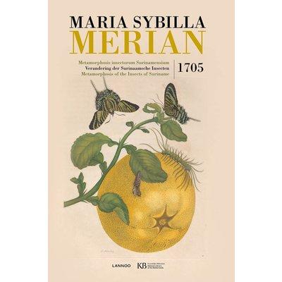 MARIA SYBILLA MERIAN. METAMORPHOSIS INSECTORUM SURINAMENSIUM