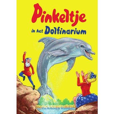 Pinkeltje boek - 3 delen: Efteling, Rijksmuseum, Dolfinarium