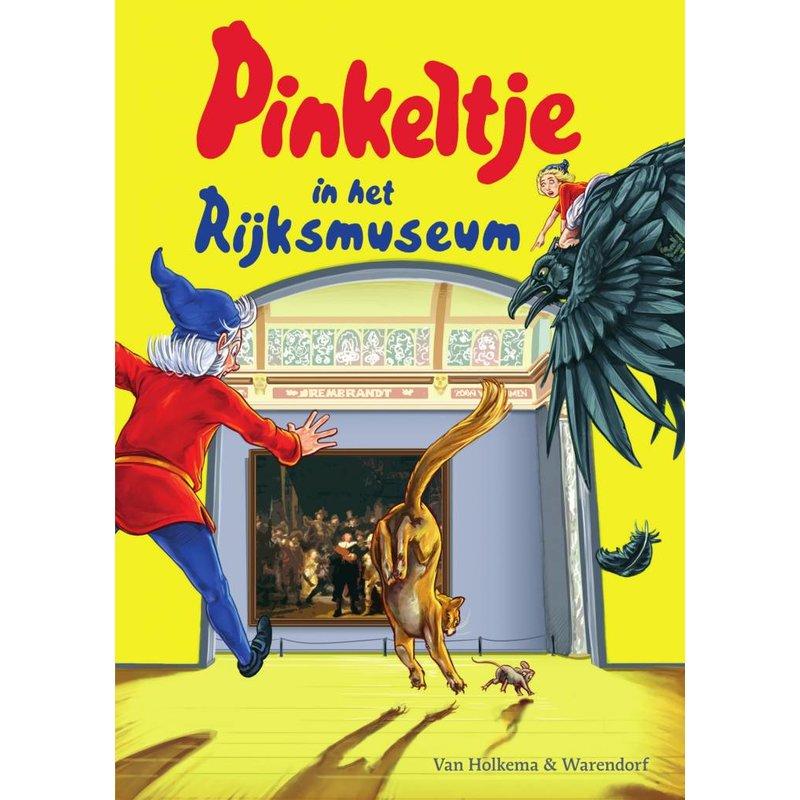 Pinkeltje pakket: Efteling, Rijksmuseum, Dolfinarium