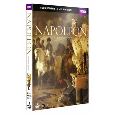 DVD Napoleon The True Story (2DVD)