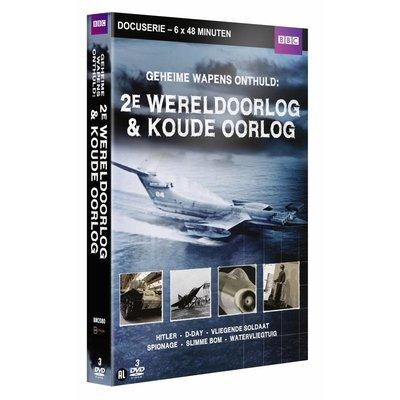 Geheime Wapens Onthuld: WO2 & Koude Oorlog BBC (3DVD)