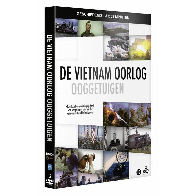DVD Vietnam oorlog ooggetuigen (2DVD)