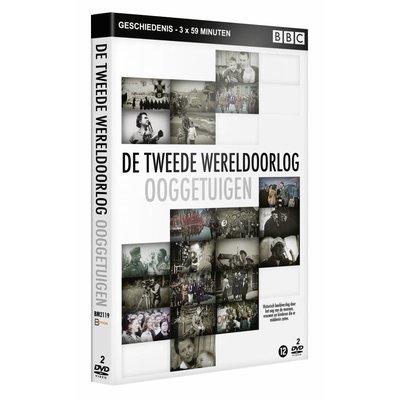 DVD Tweede Wereldoorlog Ooggetuigen BBC (2DVD)