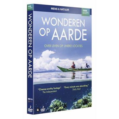 DVD Wonderen op aarde BBC (2DVD)