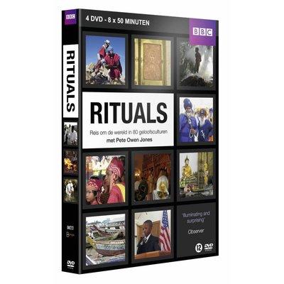 DVD Rituals - Reis om de wereld in 80 geloofsculturen (4DVD)