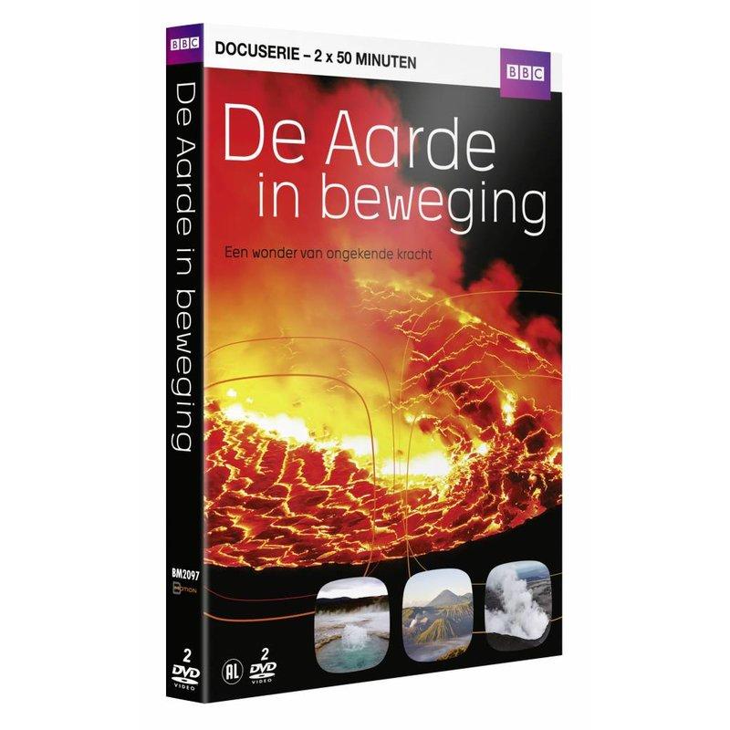 DVD De Aarde in Beweging BBC (2DVD)