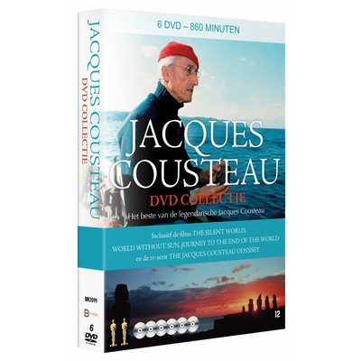 DVD Jacques Cousteau Box (6DVD)
