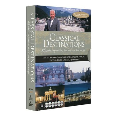 DVD Classical Destinations 1