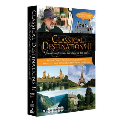 DVD Classical Destinations 2