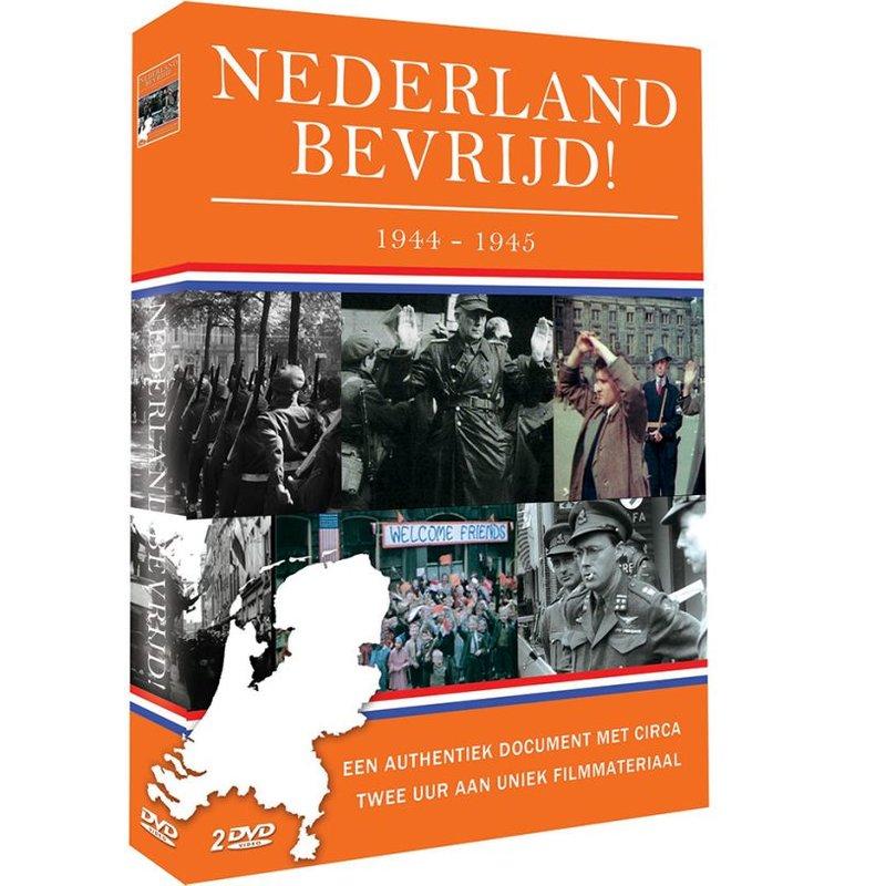 Nederland bevrijd!