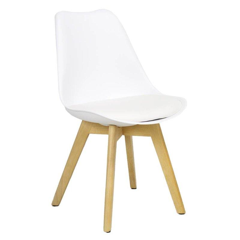 Breazz Zurich Woody stoel