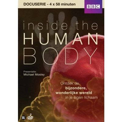 DVD Inside the human body