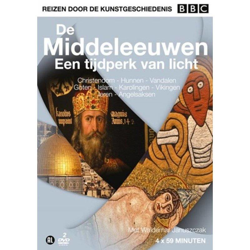 DVD De Middeleeuwen - Een Tijdperk Van Licht