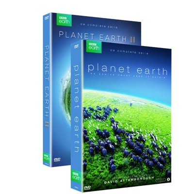 Dvd Planet Earth I & II