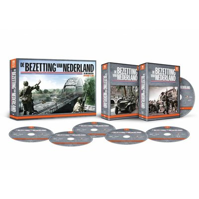 De Bezetting van Nederland - 20dvd box