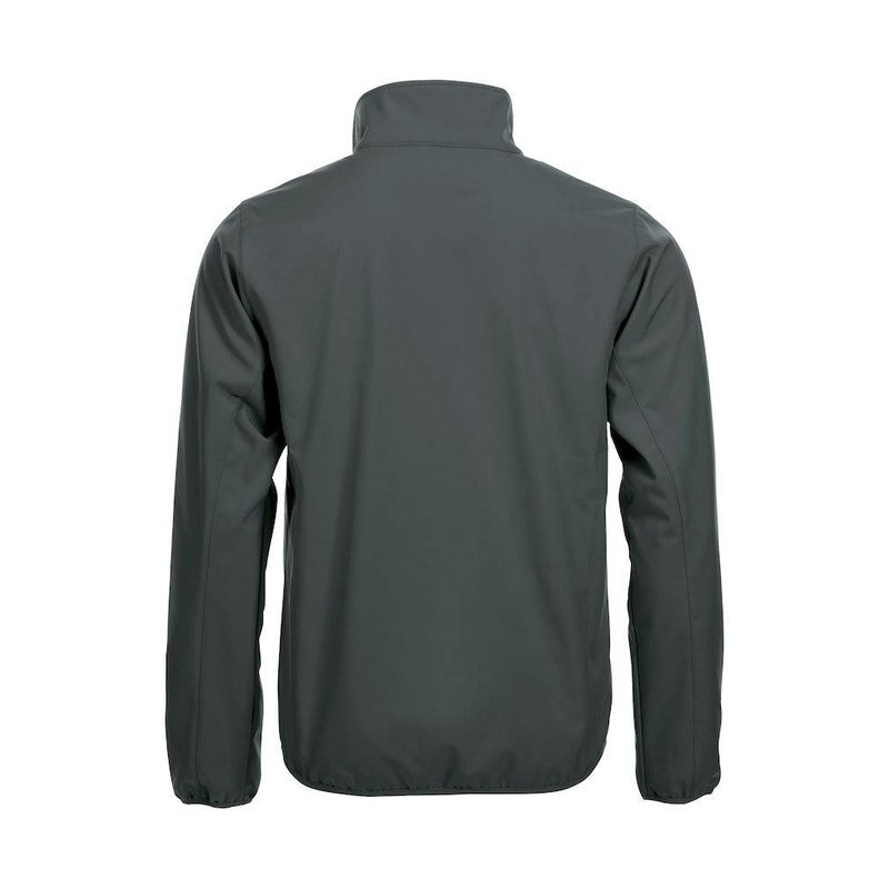 Softshell herenjas - antraciet