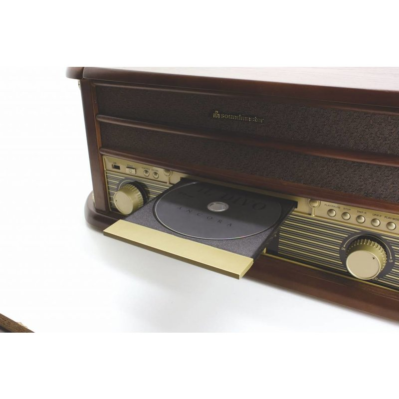 Soundmaster NR545DAB nostalgische stereo