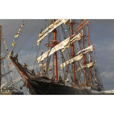 Rondleiding Tall Ship Sail Den Helder