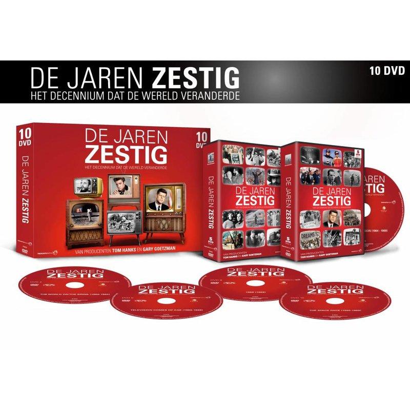 DVD De jaren zestig