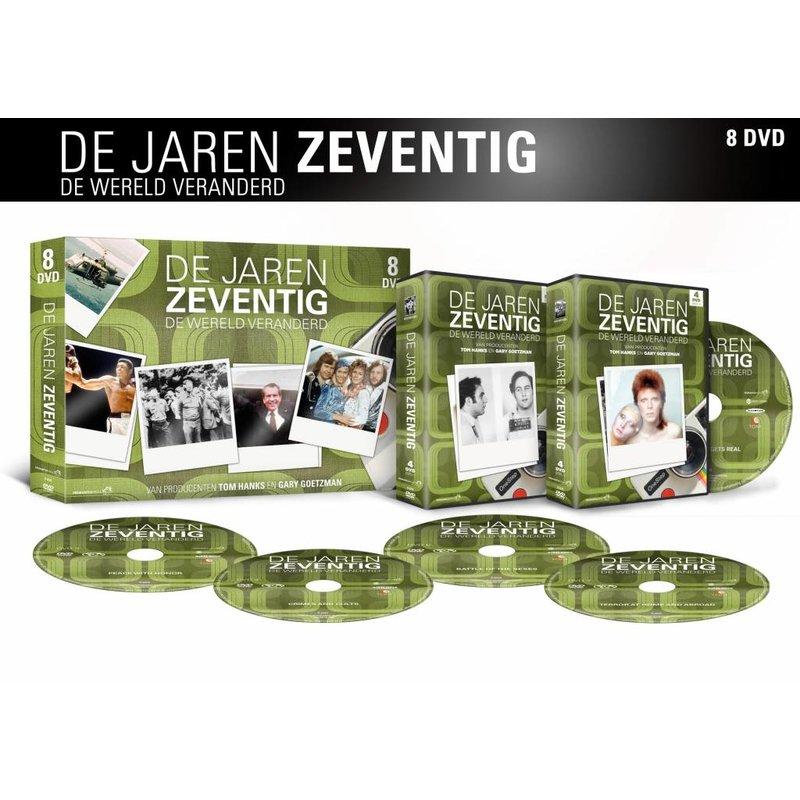 DVD De jaren zeventig