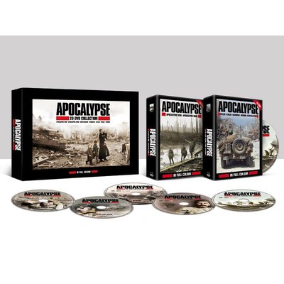 Apocalypse Collection (20-dvd)