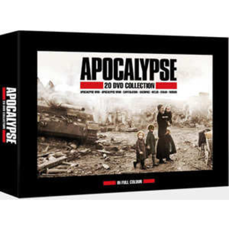 Apocalypse Collection (20-dvd)
