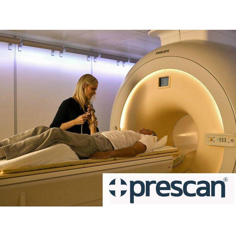 Total Body Scan  bij Prescan incl. laboratoriumonderzoek