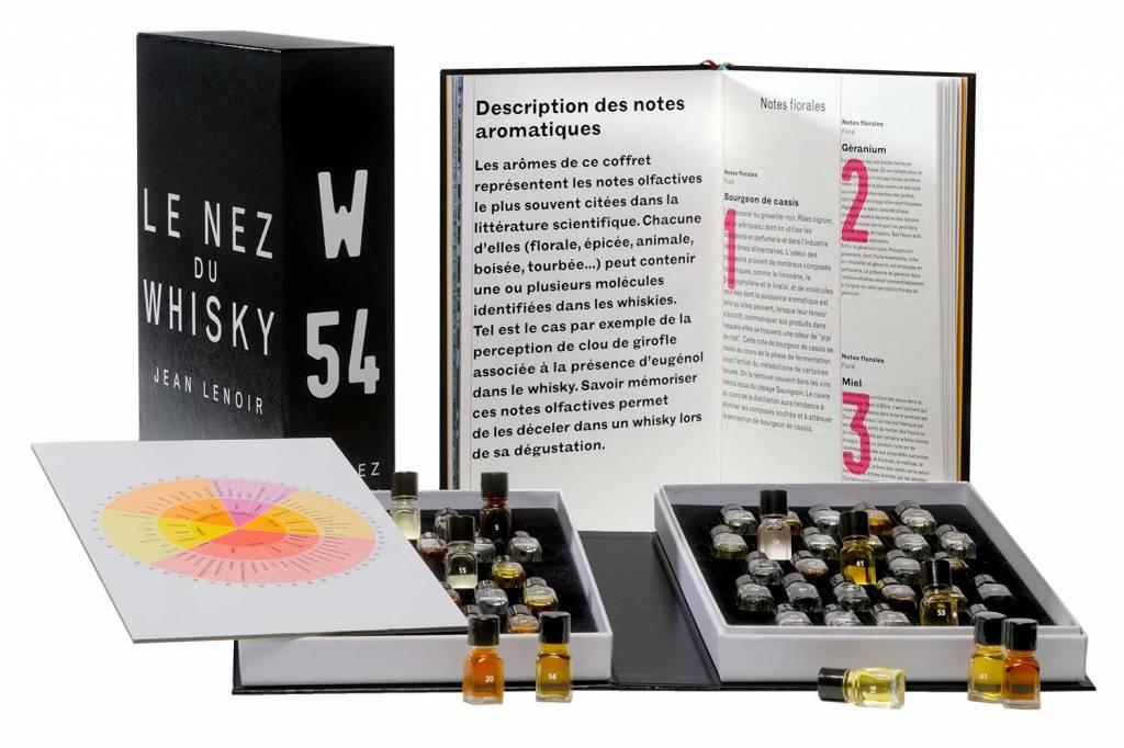 Le Nez du Vin Le Nez du Whisky 54 aroma's