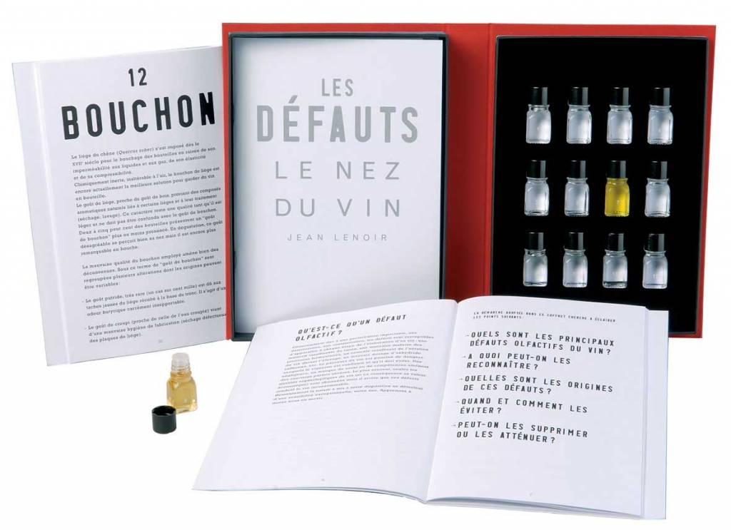 Le Nez du Vin Le Nez du Vin 12 Faults