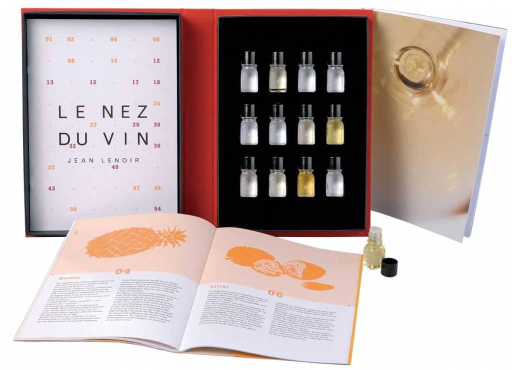 Le Nez du Vin Le Nez du Vin 12 White Wines & Champagnes